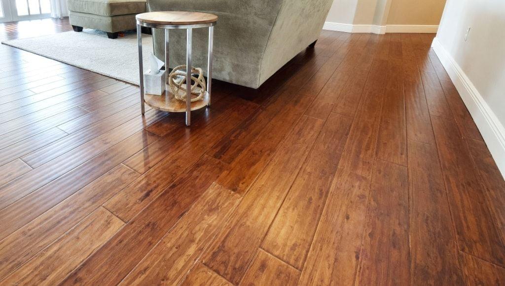 Cafe Brown Handscraped Eucalyptus Flooring33