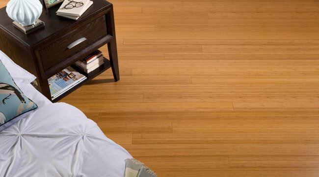 Carbonized Vertical Edge Grain Toasted Hardwood Floors0167