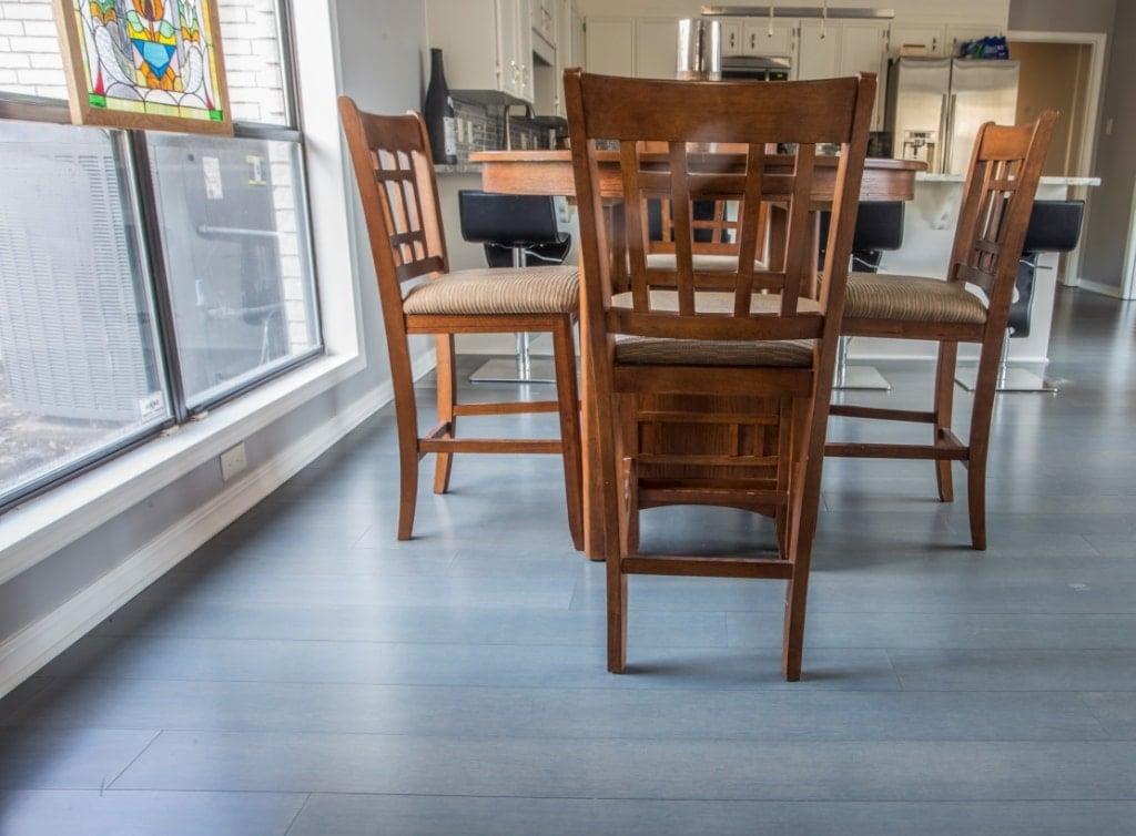 Chrome Dark  Gray Bamboo Flooring3