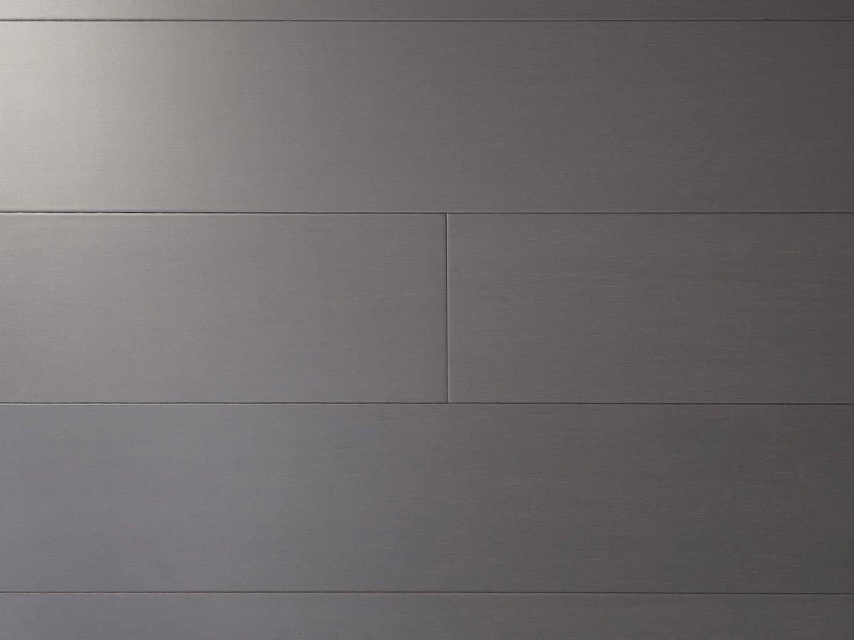 Chrome Dark Grey Strand Bamboo Floor