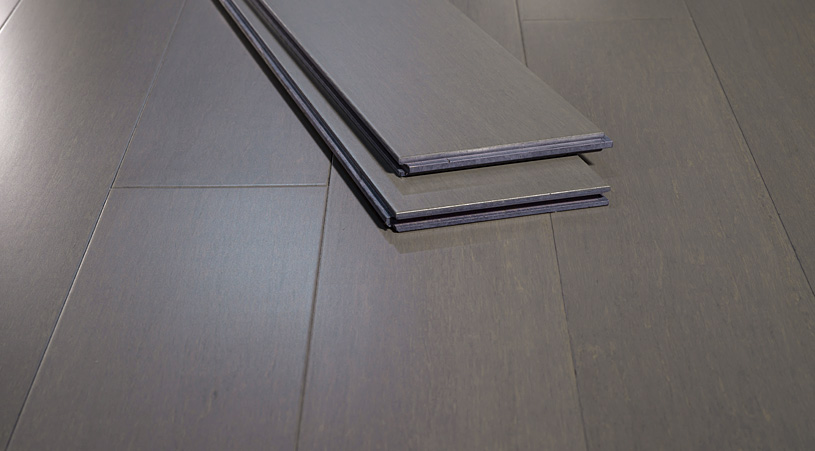 Chrome Dark Nail Down Ambient Strand Eco Flooring709
