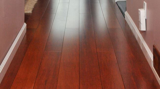 Cinnamon Wide Plank Stunning Ambient Nail Down Floors374