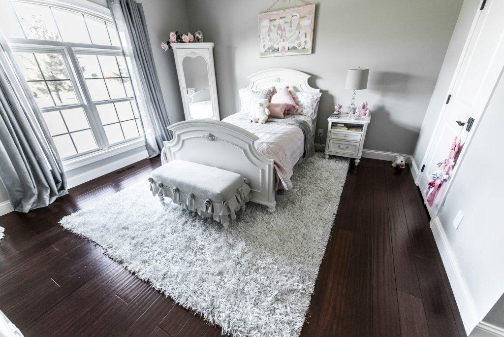 Coffee Handscraped Livingroom Elegant Bamboo Flooring2255