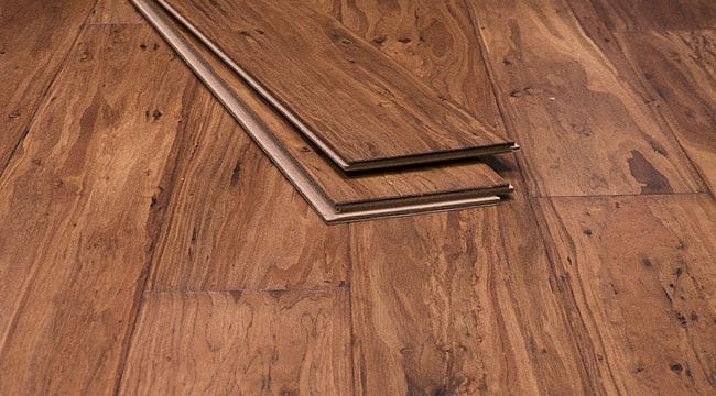 Malted Ale Snap Floating Ecualyptus Flooring