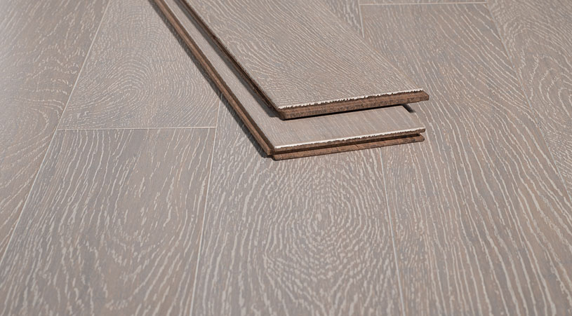 Hewn Fog Embossed Whitewashed Light Hardwood Flooring641541