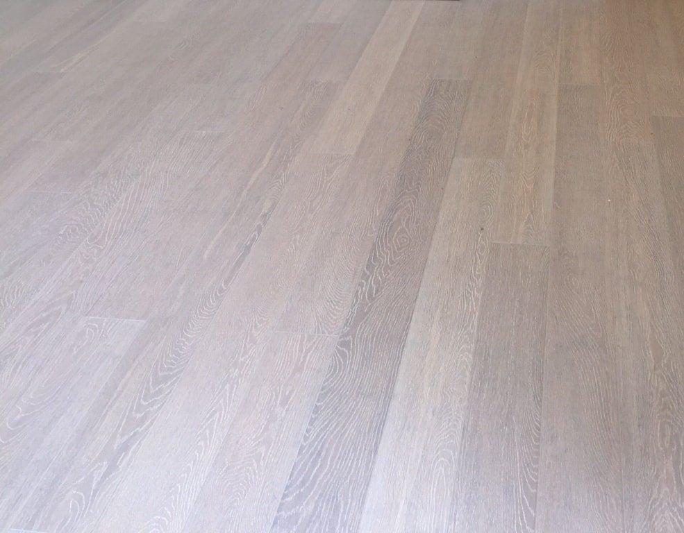Hewn Fog Grey Bamboo Flooring