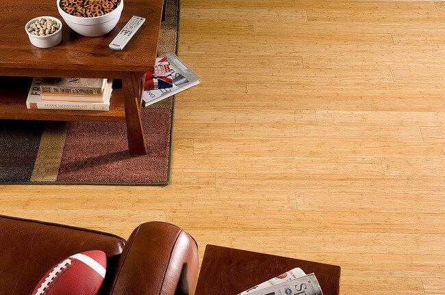 Natural Strand Woven Premium Quality Living Room Flooring496