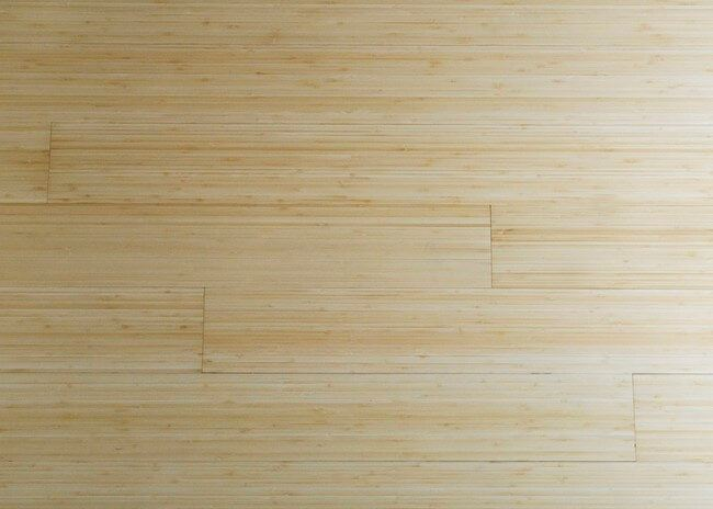 Natural Vertical Edge Grain Highest Quality Solid Bamboo Floors697