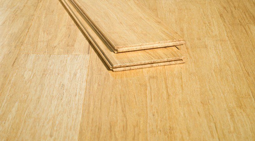 Natural Wide Plank Premium Bamboo Floors635