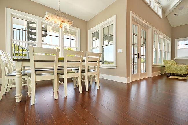Rustic Amber Bamboo Hardwood Floor2
