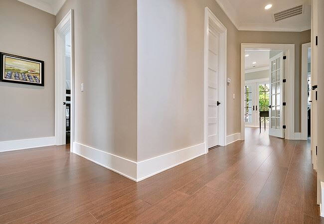 Rustic Amber Bamboo Hardwood Floor6
