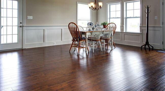 Strand Woven Eucalyptus Aged Bourbon Pros Cons Eco Friendly Flooring006