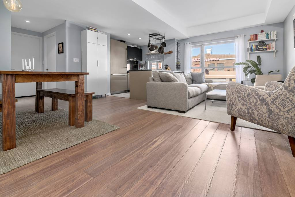 Tahoe Sawn Distressed Bamboo Floor S1