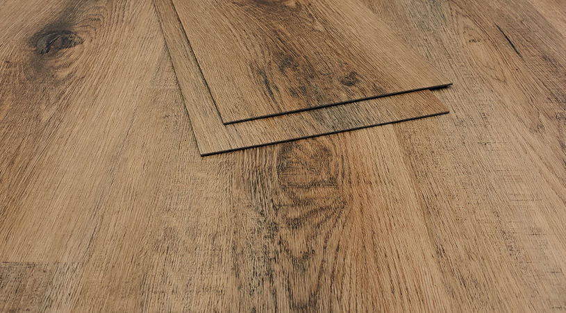 lvp reclaimed oak angle