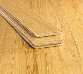 Natural Stranded Hardest Solid Bamboo Floor Easy Installation449