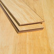 Natural Click Floated Engineered Bamboo Flooring3478