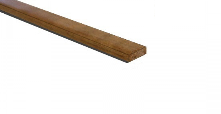Hardwood Bamboo Splinefor12mm Flooring