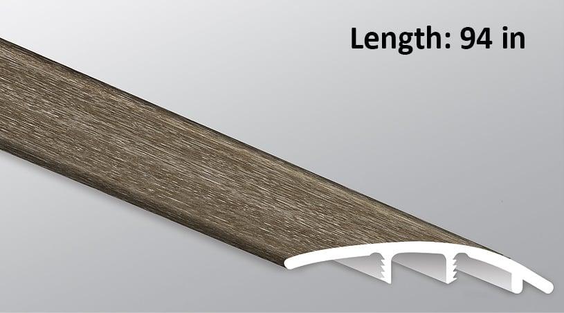 Ups Freight Transit Times >> PVC Reducer Charcoal Oak Transition