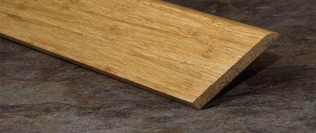 Strand Bamboo Base Board Wall Base Solid Natural