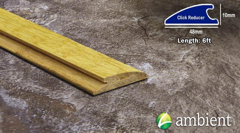 Strand Bamboo Click Reducer Solid Natural