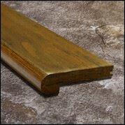 Eucalyptus Stair Nosing Bull Nose Aged Bourbon Dist12 T