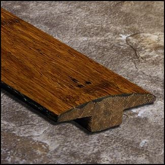 Strand Bamboo Tmolding Transition Carbonized Antiqued T
