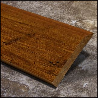 Bamboo Baseboard Wall Base Carbonized Antiqued Dec  T