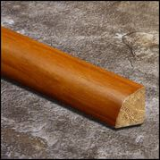 Quarter Round Shoe Molding Cinnamon14mm  T