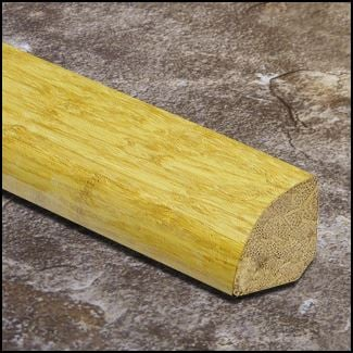 Quarter Round Shoe Molding Natural19mm T