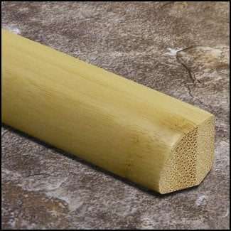 Quarter Round Shoe Molding Natural H19mm T
