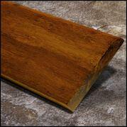 Strand Bamboo Baseboard Wall Base Carbonized  T