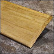 Strand Bamboo Baseboard Wall Base Natural  T