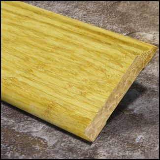 Strand Bamboo Baseboard Wall Base Natural Dec T