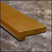 Strand Bamboo Stair Nosing Bull Nose Teak  T