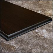 Strand Bamboo Stair Tread49inch Coffee Distressed T