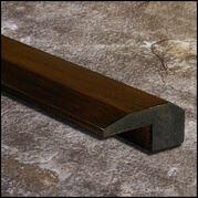 Strand Bamboo Threshold Endcap Walnut  T