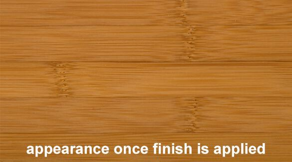 Carbonized Horizontal Flat Grain Bamboo Plywood Sheetwith Finish