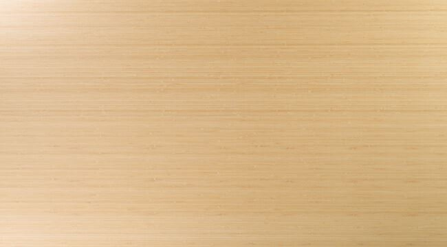 Natural Vertical Unfinished Bamboo Plywood Hardwood Sheet Wide