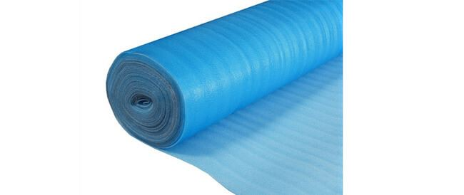 3in1 Blue Expanded Foam Underlayment Floating Floors