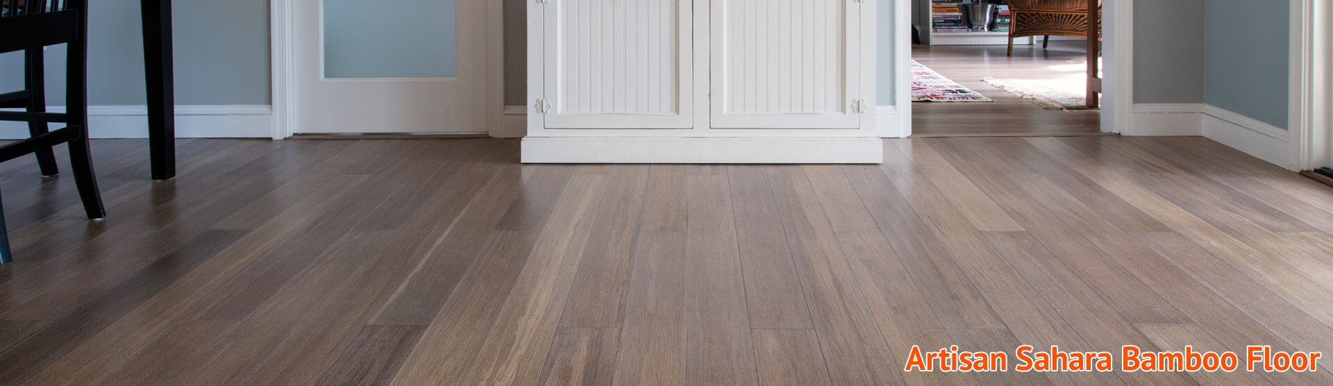 Artisan Sahara Bamboo Hardwood Floor